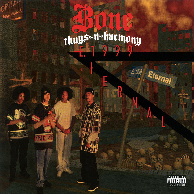 E 1999 Eternal by Bone Thugs-N-Harmony