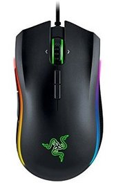 Razer Mamba Chroma Tournament Edition Gaming Mouse for PC Games image