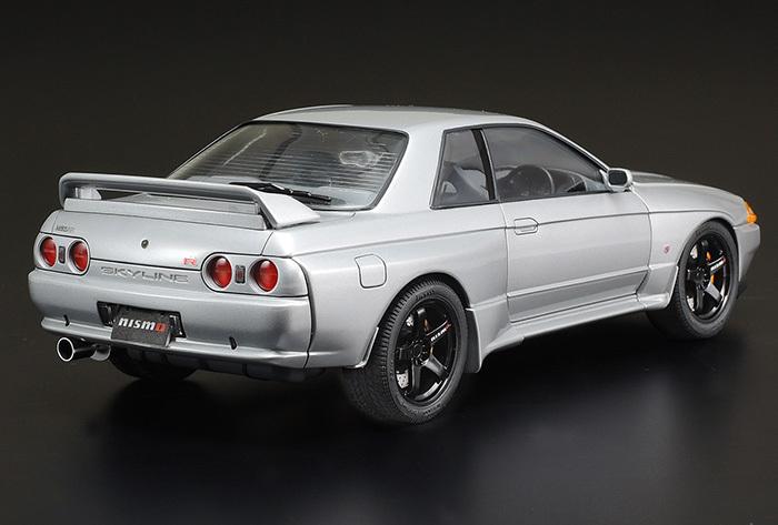 Tamiya: 1/24 GT-R (R32) Nismo Custom - Model Kit image