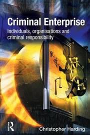 Criminal Enterprise by Christopher Harding
