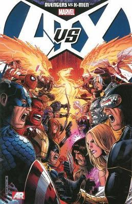 Marvel Avengers Vs. X-Men by Ed Brubaker