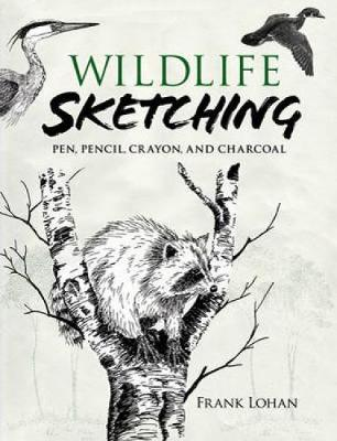 Wildlife Sketching by Frank Lohan image
