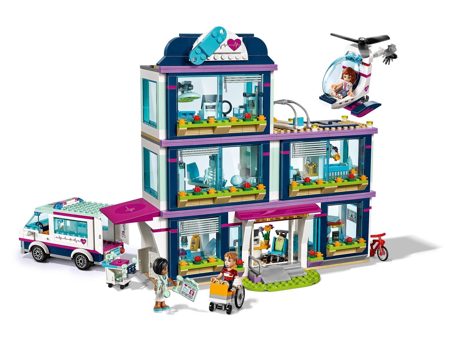 LEGO Friends: Heartlake Hospital (41318) image