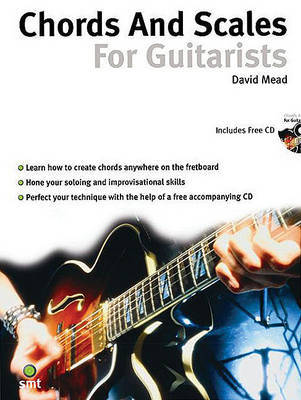 Chords And Scales For Guitarists by David Mead image