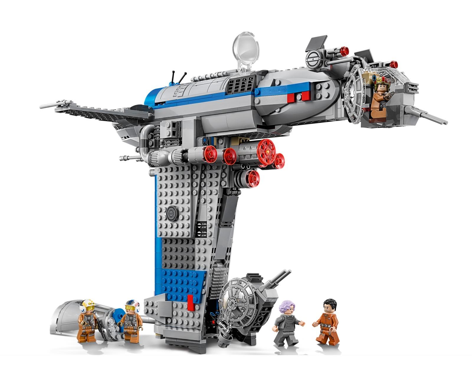 LEGO Star Wars - Resistance Bomber (75188) image
