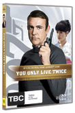 You Only Live Twice - Special Edition (2 Disc Set) on DVD