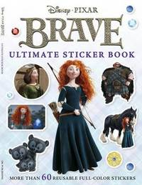 Ultimate Sticker Book: Brave by DK Publishing