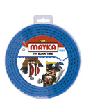Mayka: Medium Construction Tape - Blue (2M)