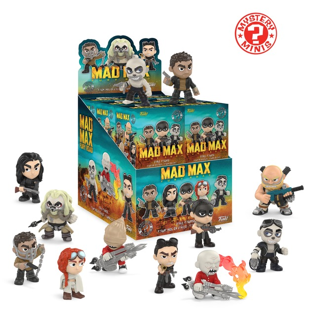 Mad Max: Fury Road: Mystery Minis - Vinyl Figure (Blind Box)