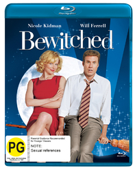 Bewitched on Blu-ray