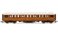 "Hornby: LNER, 61' 6"" Gresley Corridor First, 31885"