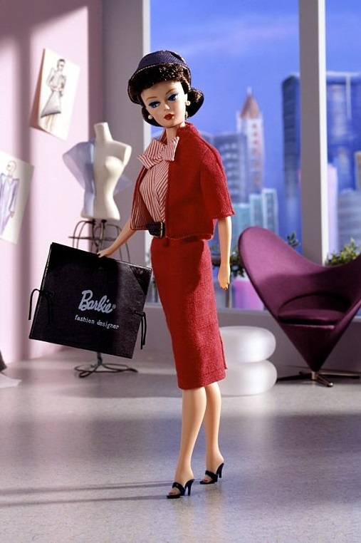 Barbie: Busy Gal Barbie (1960's) - Signature Doll