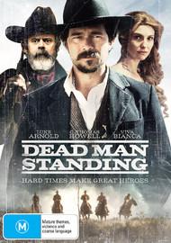 Dead Man Standing on DVD