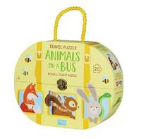Animals on a Bus by Ester Tome image