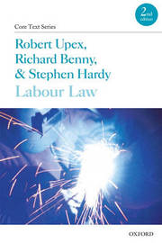 Labour Law by Robert Upex image