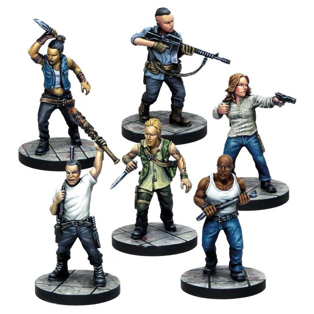 The Walking Dead: Saviors Faction Pack