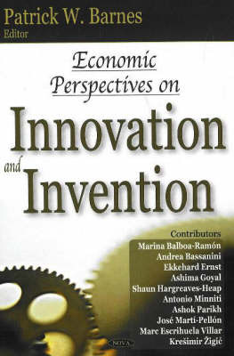 Economic Perspectives on Innovation & Invention image