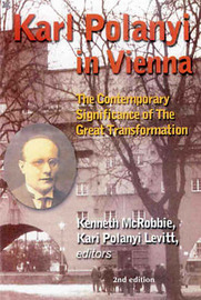 Karl Polanyi in Vienna image