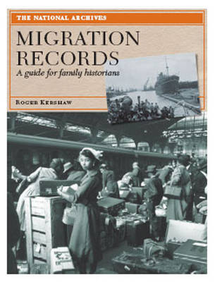 Migration Records by Roger Kershaw image
