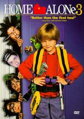 Home Alone 3 on DVD
