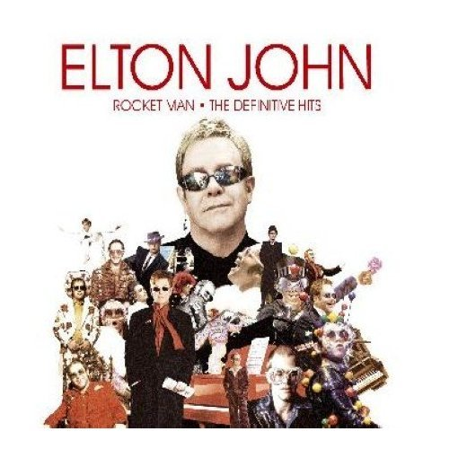 Rocket Man - The Definitive Hits Limited Edition by Elton John