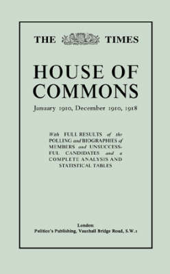 "The ""Times"" Guide to the House of Commons: v. 2"