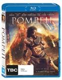Pompeii on Blu-ray