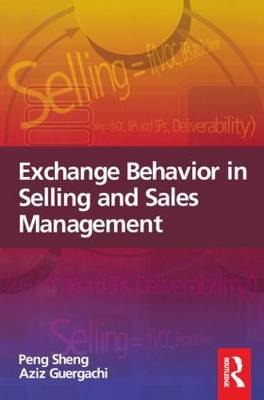 Exchange Behavior in Selling and Sales Management by Peng Sheng image