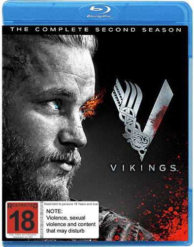 Vikings - The Complete Second Season on Blu-ray image