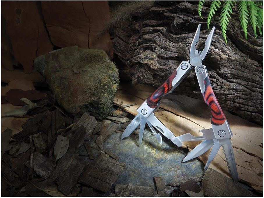 Compact 11 in 1 Multi Tool image