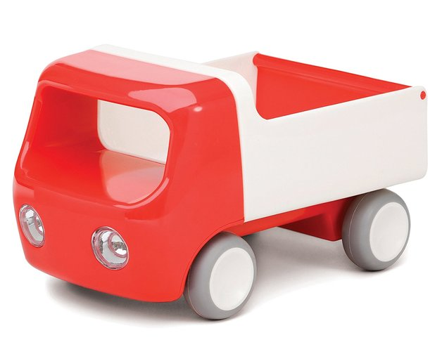 Kid O - Red Tip Truck