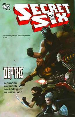 Secret Six Depths by Gail Simone image