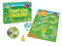 Peaceable Kingdom: Count Your Chickens - Cooperative Game