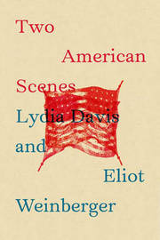Two American Scenes by Lydia Davis