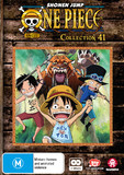One Piece (Uncut): Collection 41 (Eps 493 - 504) DVD