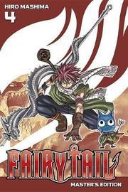 Fairy Tail Master's Edition Vol. 4 by Hiro Mashima