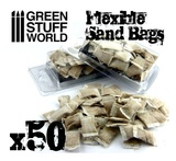 Green Stuff World: Flexible Sandbags Pack (50pc)
