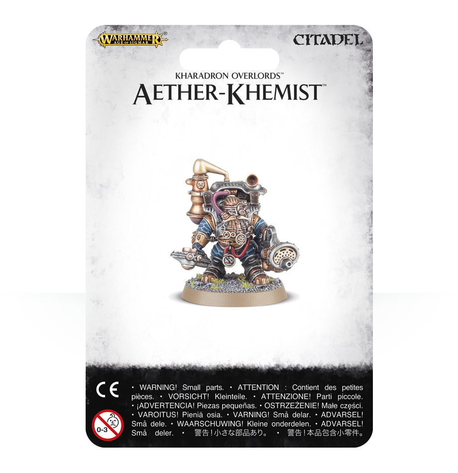 Warhammer Age of Sigmar Kharadron Overlords: Aether-khemist image