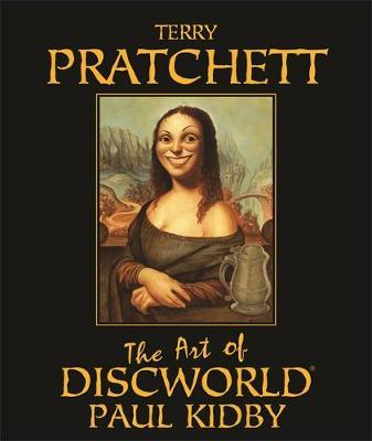 The Art of Discworld by Terry Pratchett image