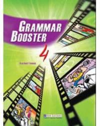 Grammar Booster 4 by Rachel Finnie image