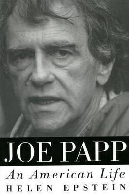 Joe Papp by Helen Epstein image