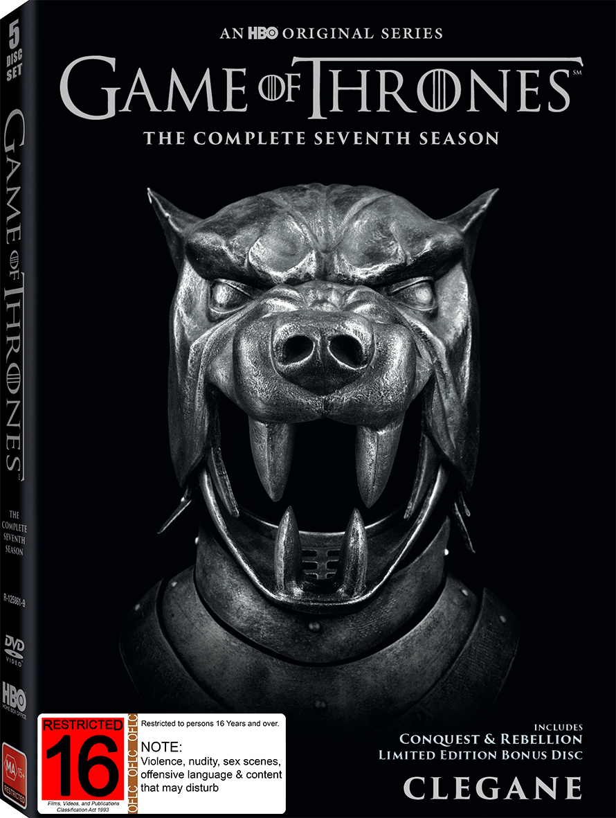 Game of Thrones - The Complete Seventh Season (Limited Edition) on DVD image