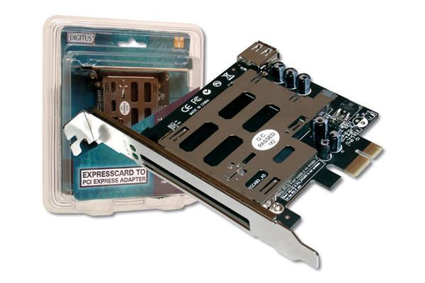 Digitus PCI Express to Express Card Adapter image