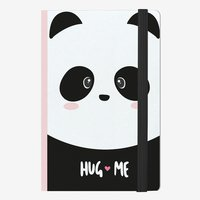 Legami: Medium Notebook - Panda