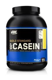 Optimum Nutrition Gold Standard 100% Casein - Banana (1.81kg)