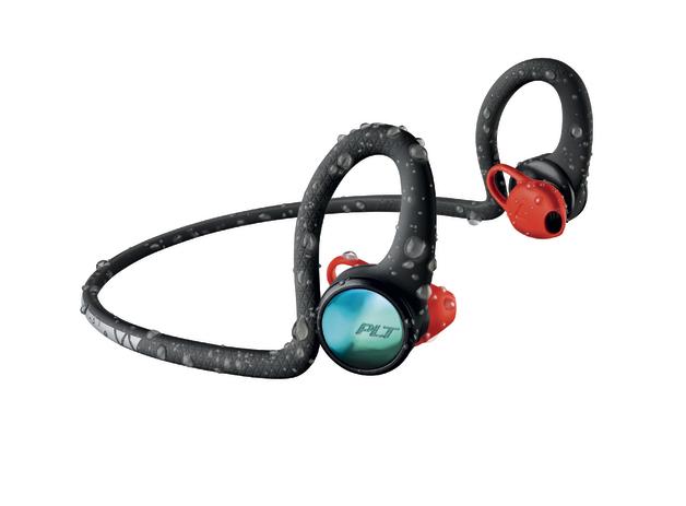 Plantronics: BackBeat Fit 2100 Wireless Sports Earphones - Black