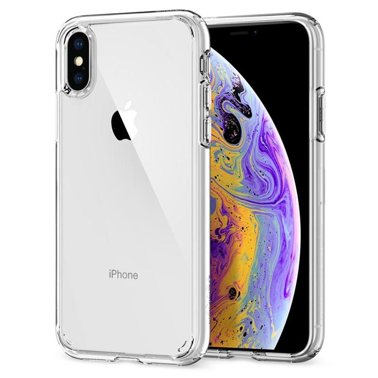 Spigen: Ultra Hybrid Case for iPhone XS - Clear image