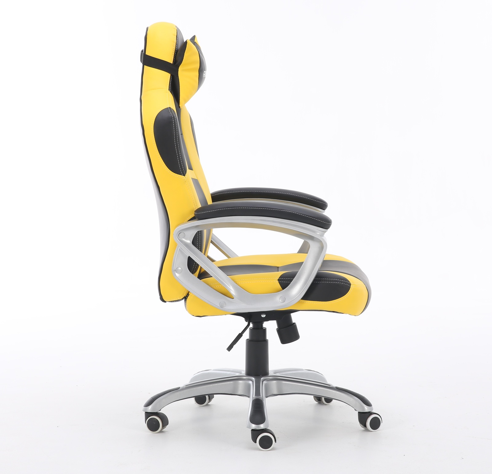 Playmax Gaming Chair Yellow and Black for  image