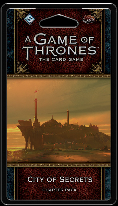 Game of Thrones: City of Secrets