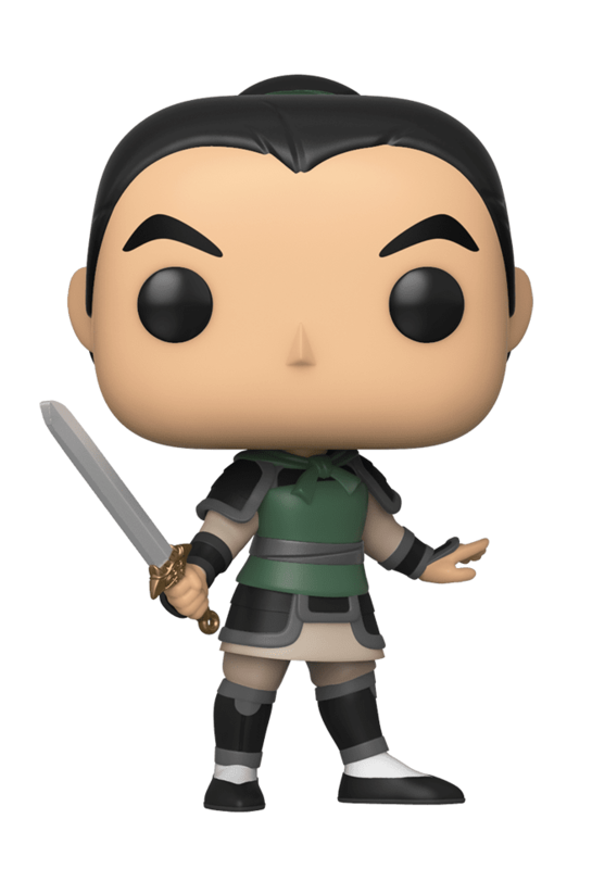 Disney's Mulan: Mulan (as Ping) - Pop! Vinyl Figure